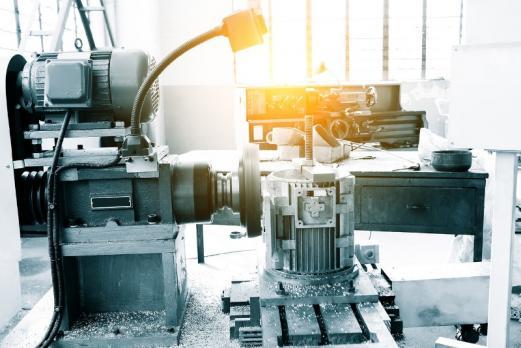 Création machines usine Nivelles