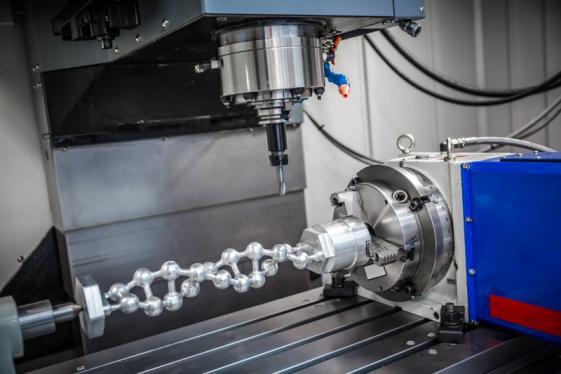 equipement CNC Nivelles